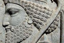 Mesopotamia,Palmyra,Persepolis..