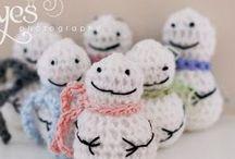 Amigurumi og idiotiske små strikkeprosjekter