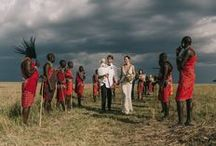 DESTINATION WEDDING | AFRICA