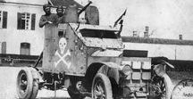ARMORED CARS  HALF TRACKS AND MORE STUFF MILITARY /  love old armored cars
