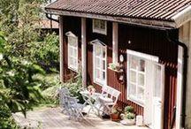 Hus og hytter