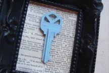 Making a house a home. / by Kirsten Jordan