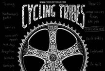 bicycle / road cycling, bicycle, bike (the cult, religion, adoration, ecstasy of) / by Cycology