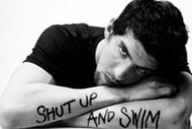 swim / swim fans, ocean swims, swim races....we love them all