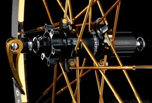 Bike Wheels / works of art, finely balanced and tuned.