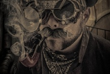 Steampunk Shenanigans, Never Enough / A parade of awesome Victorian Steampunk, Western Steampunk, and Dieselpunk. Plus characters, garb, accessories... / by S G