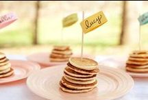 showers & brunches / lovely details for pretty parties