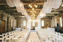 Ceremony ideas / Inspiring ideas for gorgeous wedding ceremonies in various settings.
