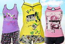My MELIA pajamas / My favourite homewear! Cotton Pajamas for Woman, Man and Kids
