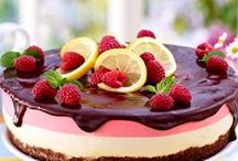 Sweet / Recipes  / by MM