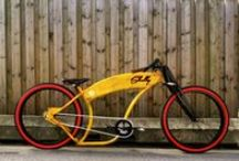 Cruisers / Funky, beachy, beautiful bikes.