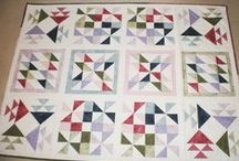 HST quilts - so easy but look brilliant