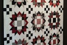 Quilting ideas and patterns / Good ideas, look easy to make or love the colour combinations