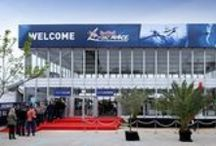 Sports events in temporary event structure / Structures with interiors for hospitality at sporting events
