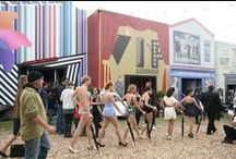 Themed & Vintage Events in Temporary event Structures / Temporary event structures and themed hospitality -  Goodwood Revival, Vintage festival, Art Deco Themes, Winter themes, Race Themes