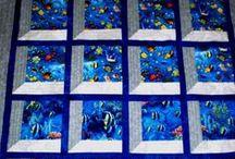 Attic Window quilts