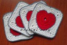 my crochet / knitting