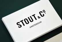 Stout & Co. Stationary