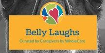 Belly Laughs / Sometimes a great meme can turn a day around. When you laugh, every part of your body is affected. Laughter is particularly important for seniors as well as bedridden or wheelchair-bound people. Don't hold back - LAUGH OUT LOUD! :D