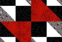 quilt blocks / Ideas for quilt blocks, BOMs etc