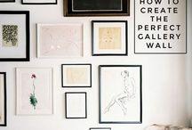 interiors / walls