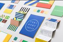 Branding and Visual Identity / Creative visual identity, branding