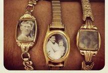 repurpose watches/clocks ideas