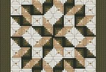 Bucket List / All the quilt styles and patterns I want to make