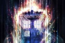 All Aboard the Tardis! / Next stop, everywhere. / by Anna McMains