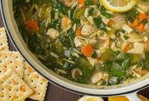 Nightshade Free Soups and Stews / Bowls full of delicious, hearty soups to warm you up!