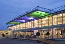 Two Storey Double Decker Event Structures / Multi level event structures by Losberger