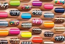 Nail Art in Trend / The latest nail art design in trend.