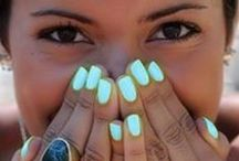 Summer's Hottest / Be inspired from these summer's hottest nail color & design!