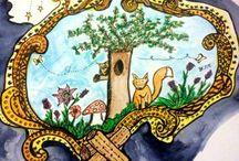CottonCandyAlgodaoDoce's illustrations