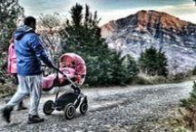 Cochecitos y sillas de bebé todoterreno. All terrain prams&strollers / Cochecitos de bebé todoterreno, sillas de bebé todoterreno. Información, artículos y complementos. All terrain prams and strollers