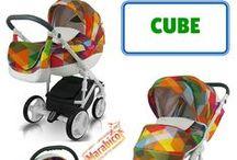 Bexa CUBE / El cochecito perfecto para los padres activos más atrevidos y originales. http://marabico.com/tienda/114-carrito-de-bebe-bexa-cube.html