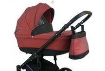 Bexa D'ANGELA / La elegancia y el estilo en un cochecito de bebé adaptado a la vida moderna.