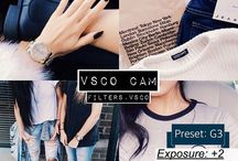 INSTAGRAM THEMES IN VSCO CAM / Ideas for Instagram themes, and how to Get the perfect feed!! Search for 'Instagram themes' for more inspiration<33