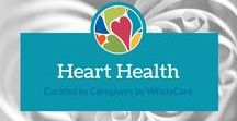 Heart Health / A healthy heart leads to a long life. Articles, exercise, inspirational stories, and tips that will keep your ticker ticking.
