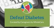 Defeat Diabetes / Diabetic products, recipes, tips, and informative articles to help you manage your levels and the reality of life with diabetes as you age.