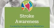 Stroke Awareness / Learn the signs, symptoms, and what to do in case of a stroke. We also share information about post-stroke recovery, statistics, and inspirational stories from other stroke survivors.