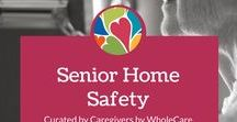 Senior Home Safety / Most seniors want to age in their own homes. Modifications can be made to make this a safe option for the senior you know. Use this board to guide you on the journey!