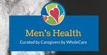 Men's Health / Men have special health needs just like women and this board is all about those needs and how to alert the men in your life that their health is important too.