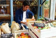 walk by FOOD in Paris