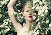 * in the springtime