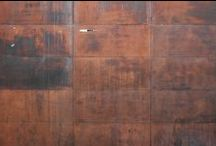 Corten Steel / Corten steel is a material I love and use a lot in my work.