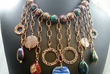 2014 Year of Jewelry by Linda Sorcie Smith / Jewelry - I am making one piece of jewelry a week for the 52 weeks in 2014