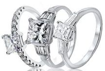 Princess Cut Engagement Rings