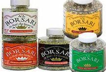 Borsari Products / Available Products from Borsari