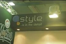 Style Ltd / #exponymo #booth #exhibitor #exhibition #design